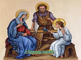 A 2ª Leitura mostra o espírito que deve reinar numa família