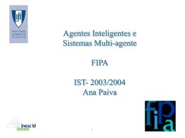 Capítulo 7 - FIPA