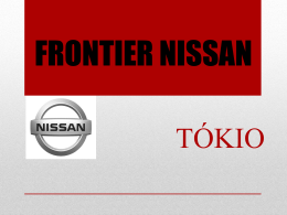 Treinamento Nissan Frontier ok