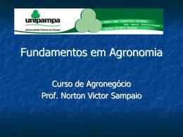 aula 1 agronegócio fundamentos em agronomia