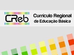 Desenvolvimentos recentes - Secretaria Regional da Educação