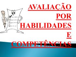 competências - Etec Cel. Fernando Febeliano da Costa