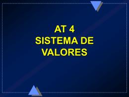 Sistema de valores