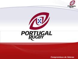 Projecto Esperanças Olímpicas - Federação Portuguesa de Rugby