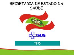 Apresentação TFD