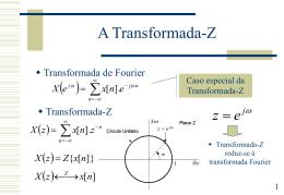 05-transformada Z - iscte-iul