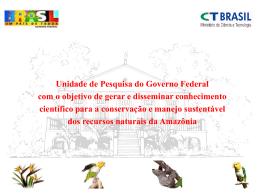 A Influência do Desmatamento sobre Condições - OBT