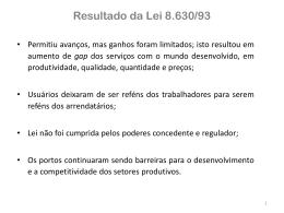 Apresentação do Diretor Executivo da Usuport, Paulo Villa