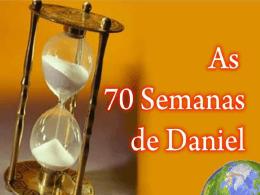 03 – As 70 semanas de Daniel