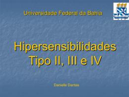 Mecanismos da lesão por Hipersensibilidade Tipo II