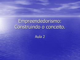 Empreendedorismo-conceito
