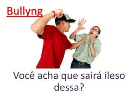 Bullyng - prof-nair