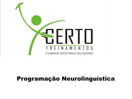 TESTE DE NEUROLINGUÍSTICA 1.