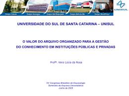 Vera Lúcia da Rosa