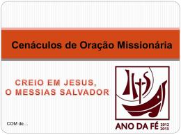 COMAbril2013 - Missionários Combonianos
