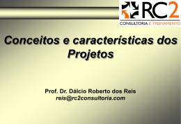 02 - Características dos projetos e ciclo de vida
