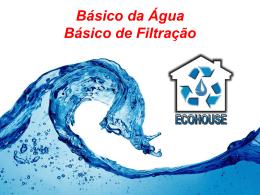 Basico Agua e Basico Filtração