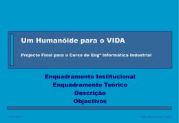 apresentação em PowerPoint