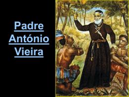 Padre Antonio Vieira - Colégio Passionista São Paulo da Cruz