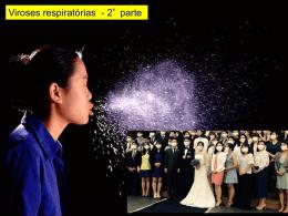 Aula 5 - Vírus Respiratórios (Parte 2)