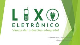 13.Lixo Eletrônico