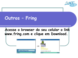 Fring – Manual Iphone