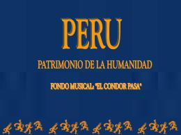 PERU - Luiz Prado Blog