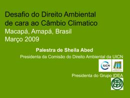 Macapá, Brasil Marzo 2009 - Ministério Público do Estado do Amapá