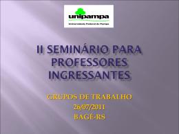 Prof. Maurício Aires Vieira