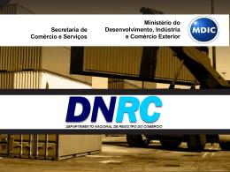 Slide 1 - Ministério do Desenvolvimento, Indústria e Comércio Exterior