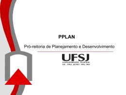 Apresentação UFSJ