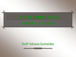 CONCORDÂNCIA - GEOCITIES.ws
