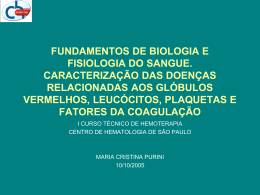 45_Fundamentos da Biologia e Fisiologia do Sangue
