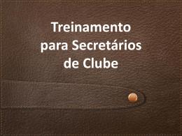 Apresentação - Lions Clubs International