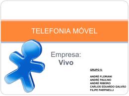 Trabalho_Telefonia_Movel - ceag-nme-luciel-2011-2