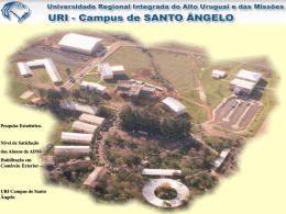 Habilitação em Comércio Exterior – URI Campus de Santo Ângelo