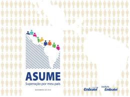 Relatorio_ASUME - Instituto Embratel