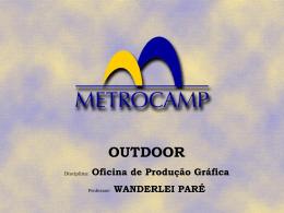 outdoor - Wanderlei Paré