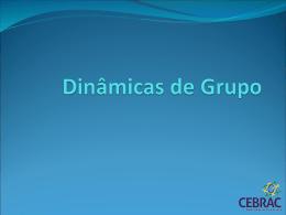 Slide 1 - CEBRAC Educador