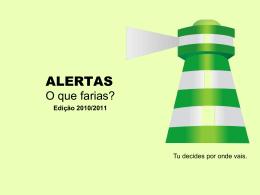 ALERTAS - Biblioteca