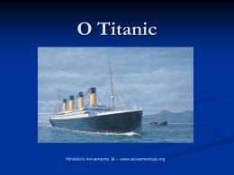 O Titanic - Avivamento Já