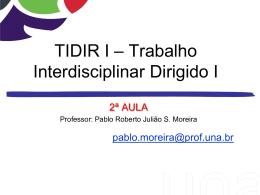 TIDIR_ECA_2.1a_Aula
