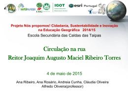 ESCT_11G_GrupoD_circulação Joaquim Torres em Ponte