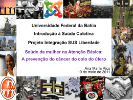 Cancer_Colo_do_Utero - Universidade Federal da Bahia