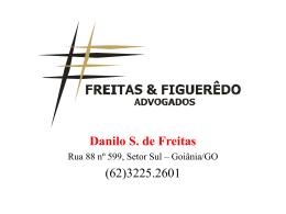 Danilo S. de Freitas