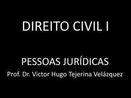 Pessoa Jurídica