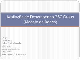 Avaliação de Desempenho 360º (Modelo de Redes)