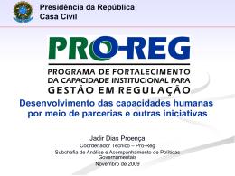 Presidência da República Casa Civil