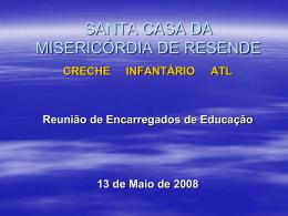 SANTA CASA DA MISERICÓRDIA DE RESENDE