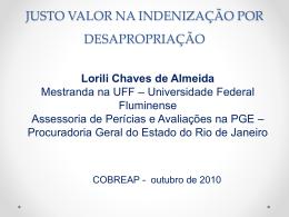 ÁREAS DE RISCO E O PROGRAMA MINHA CASA MINHA VIDA